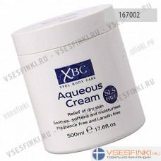 Смягчающий крем для тела XBC Aqueous Cream Emollient 500 мл