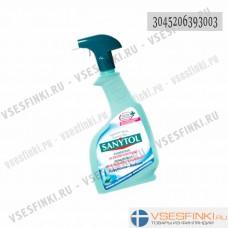 Чистящее и дезинфицирующее средство Sanytol 500мл