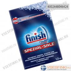 Соль Finish для посудомоечной машины финиш 1,2 кг
