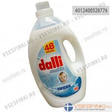 Гипоаллергенный гель для стирки Dalli 3,6 л