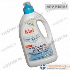 Гель для стирки Klar гипоаллергенный 1,5л