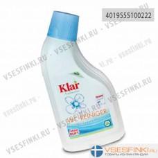Чистящее средство для туалета Klar гипоаллергенное 500мл