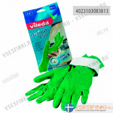 Перчатка Vileda Dermo Plus M 1шт