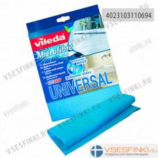 Ткань Vileda UNIVERSAL из микрофибры 1шт