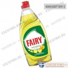 Fairy Naturals 500мл. (Лимон)