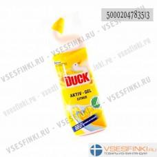Гель для унитаза DUCK (цитрус) 750мл