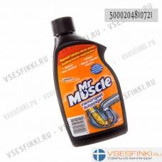 Гель для труб Mr Muscle 500мл