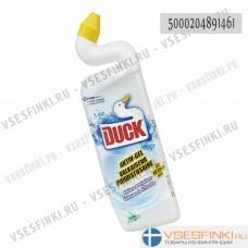 Гель для чистки унитаза Duck 750мл