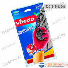 Перчатка Vileda Protector М 1 шт
