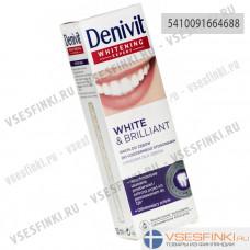 Зубная паста Denivit Whate Brilliant 50мл