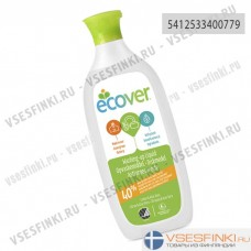Ecover 500мл (Лимон, Aloe vera)