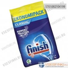 Очиститель п/м: Finish 1,5кг. (Порошок)