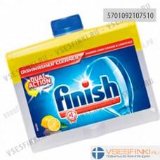 Жидкость FINISH для чистки посудомоечной машины лимон 250мл