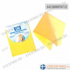 Тряпка SINI Microfiber для окон 35*40 1шт