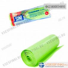 Тряпка SINI для уборки в рулон 3м