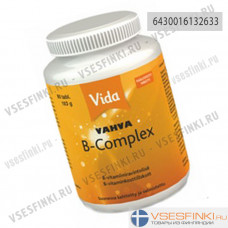 Vida Vahva B-Complex 90 табл
