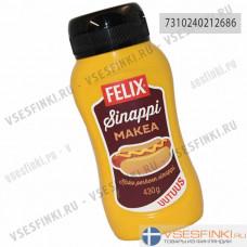 Горчица Felix сладкая 430гр