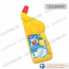 Гель для унитаза Bref (лимон) 750мл