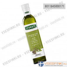 Levante Flavored Extra Virgin Olive Oil with Oregano 250 мл