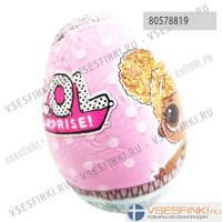 Шоколадное яйцо с сюрпризом LOL huevos sorpresa 20 гр