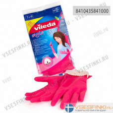 Перчатка Vileda Style S 1 шт