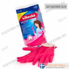 Перчатка Vileda Style M 1 шт
