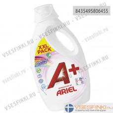 A+ Ariel 2520мл Sensitive Color