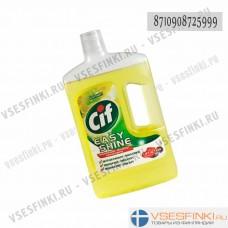 Универсальная жидкость для уборки Cif (лимон) 1л