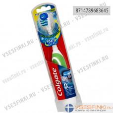 Зубная щетка Colete 360 на батарейках
