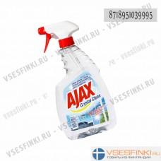 Спрей для очистки стёкол Ajax 750мл