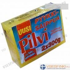 Хозяйственное мыло Pilvi 2x300гр