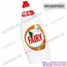 Fairy 900мл (апельсин и лимонное сорго)
