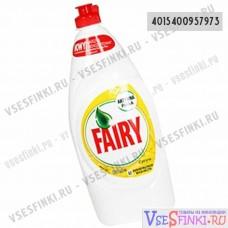 Fairy 900мл (лимон)
