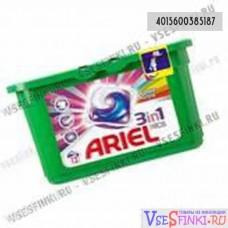 Ariel 12шт 3в1 Pods White
