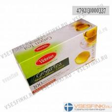 Чай Victorian (зелёный с лимоном) 100пак