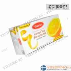 Чай Victorian (чёрный с лимоном) 100пак