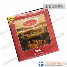 Чай Victorian крупнолистовой чёрный 250 гр