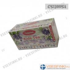 Чай Victorian для детей (с черникой) 20пак