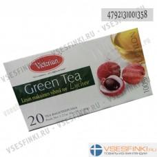 Чай Victorian (с ароматом личи) 20пак
