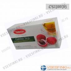 Чай Victorian (с ароматом личи) 100пак