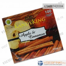 Чай Kandy King Apple&Cinnamon 100 пак