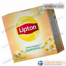 Чай Lipton Herbal Infusion Camomile 100 пак