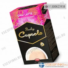 Paulig Cupsolo Chai latte 16 шт