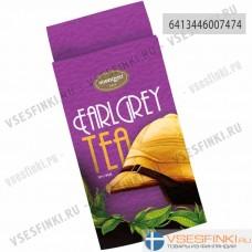 Чай Nordqvist черный с бергамотом 1кг