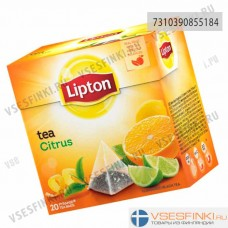 Чай Lipton Citrus Tea 20 пак