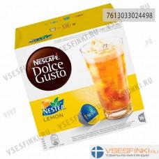 Nescafе Dolce Gusto Nestea Lemon 16шт