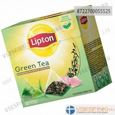 Чай Lipton Green Tea 20 пак