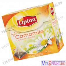 Чай Lipton Camomile 20 пакетиков