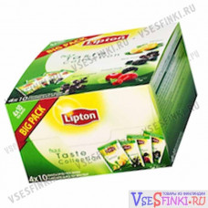 Чай Lipton Collection 40 пакетиков