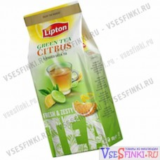 Чай Lipton Green Citrus 150 гр